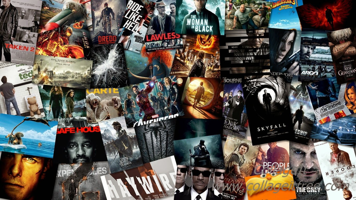 2012-Movies-Collage